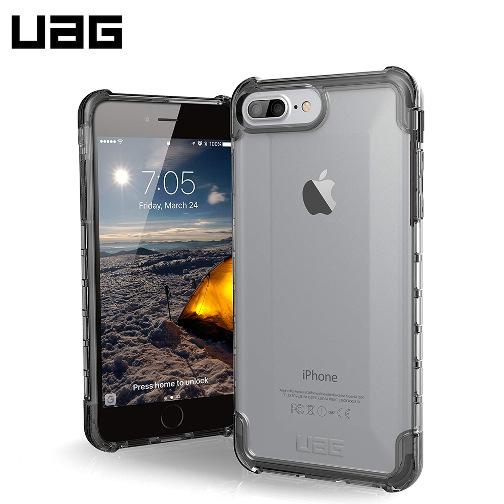 Фото - Mobile Phone Bags & Cases UAG IPH87PLS-Y-AS  8 Plus  case bag mobile phone bags & cases uag 111096119393 xr case bag