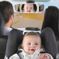 Adjustable Baby Car Mirror Car Back Seat Safety View Rear Ward Facing Car Interior Baby Kids Monitor Reverse Safety Seats Mirro|Rear Facing Mirrors|   -
