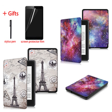 Magnetic Smart Case For Amazon Kindle Paperwhite 2018 Released Slim Cover Funda For New Kindle Paperwhite 4 10th Generation Case