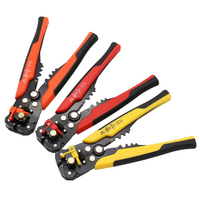Yalku Automatic wire stripper Alicate Cortador De Cabo Crimper 0.2 mm Conveniente para lote grande fio de Corte De descascamento Friso|Alicates| |  -