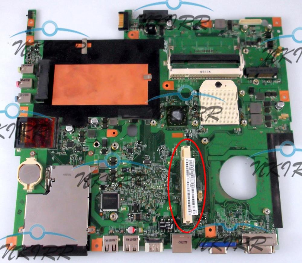 07249-3M 48.4Z701.03M MBTPU01003 MB.TPU01.003 DDR2 MXMII motherboard for Acer TRAVELMATE 5530G 5730G 7530G07249-3M 48.4Z701.03M MBTPU01003 MB.TPU01.003 DDR2 MXMII motherboard for Acer TRAVELMATE 5530G 5730G 7530G