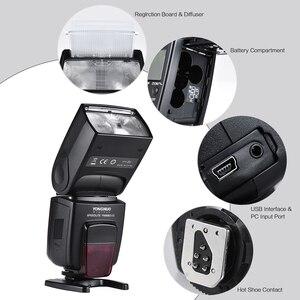 Image 3 - YONGNUO YN568EX III YN 568EX III TTL Wireless HSS Flash Speedlite for Canon Nikon DSLR Camera Compatible YN600EX RT II YN568EXII