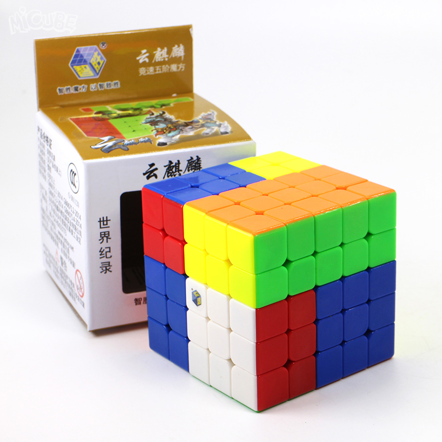 Yuxin Cloud Kylin 5*5*5 Speed Cube Neo 5x5x5 Cubo MagicoPuzzle 5x5 Magic Cube Education Toys For Children Boy Office Toy