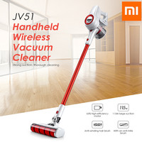 New 100000rpm Xiaomi Vacuum Cleaner JIMMY JV51 Handheld Wireless Strong Suction Vacuum Dust Cleaner Low Noise EU PLUG