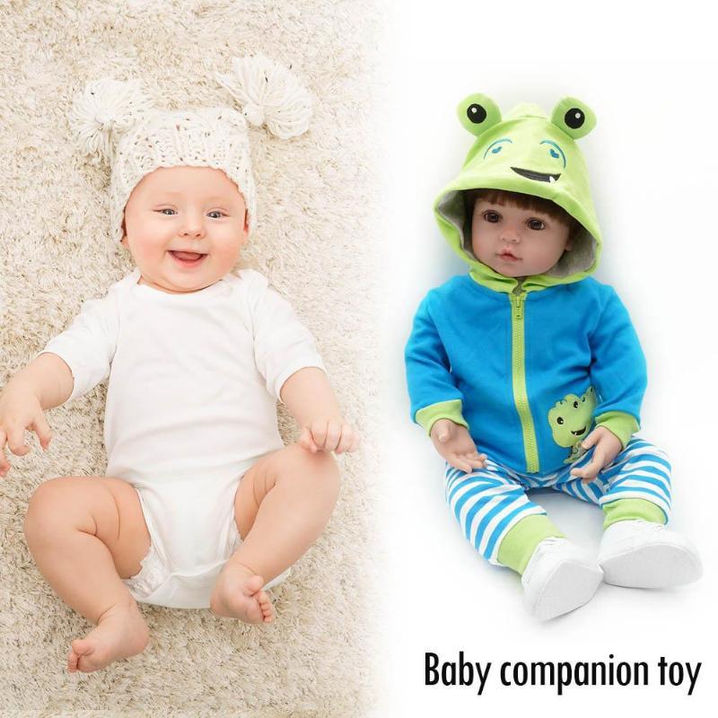 JOCESTYLE nouvelle Simulation nouveau-né bébé vinyle Reborn poupée jouet menina de silicone surprice poupée lol pour enfants cadeaux d'anniversaire