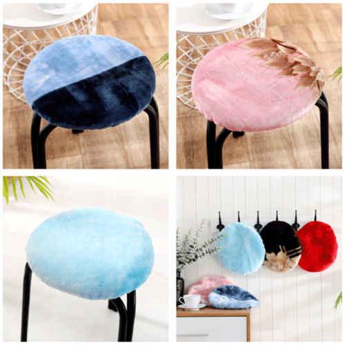 Empate rodada Almofadas de Assento Da Cadeira Almofada Travesseiro Crianças Cozinha Fezes Tatami Decoração Home Fácil de Limpar