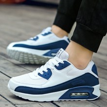 New Popular walking Air Cushion runing Shoes Young Women Out