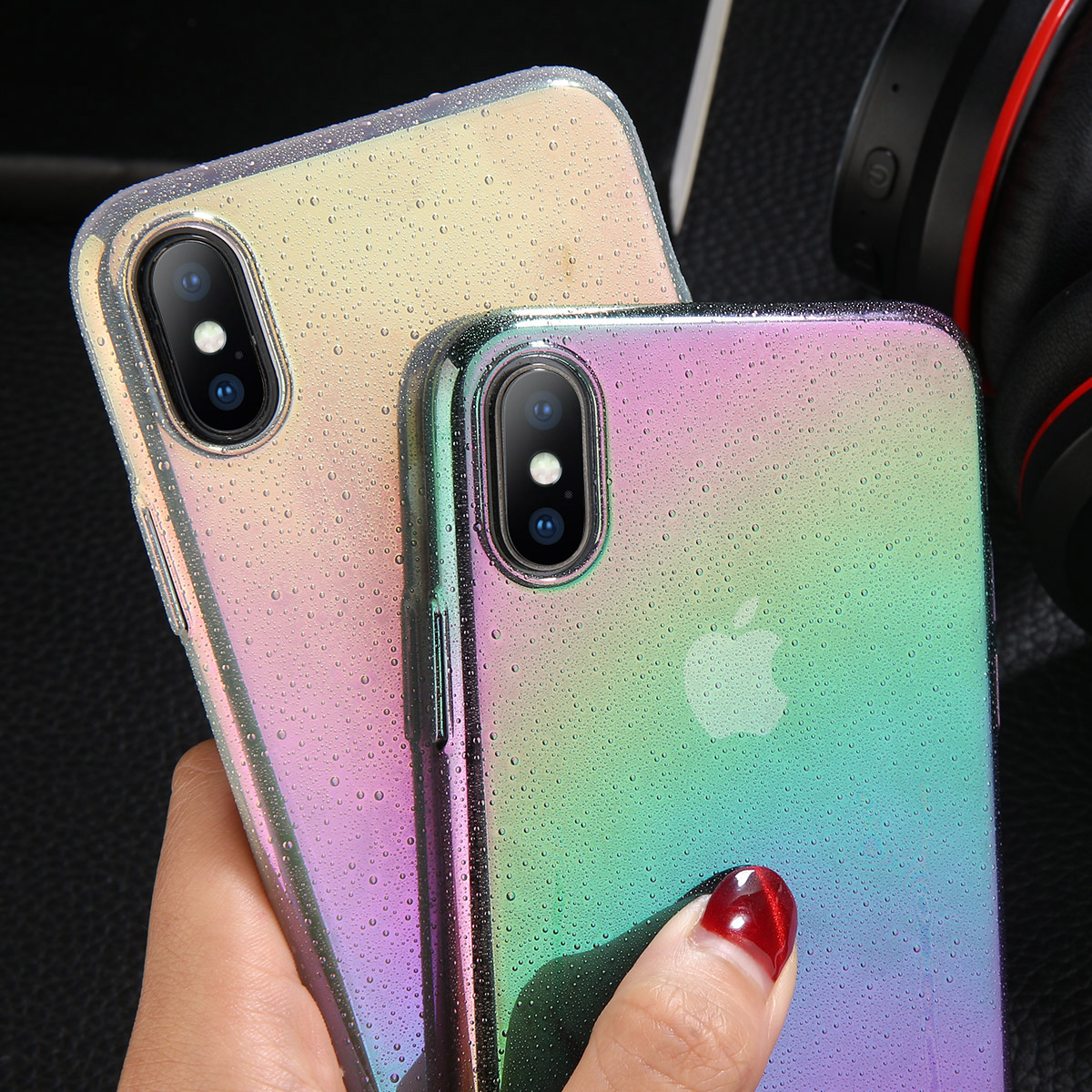 walter fall coque iphone xs max