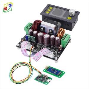Image 2 - Понижающий преобразователь RD DPH5005, программируемый источник питания постоянного напряжения и тока с цифровым управлением, цветной ЖК дисплей, вольтметр, 50 в, 5 А