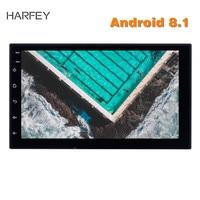 Harfey 7inch Car Multimedia player For Universal Nissan VW Toyota Kia rio Hyundai Suzuki Honda Android 8.1 2DIN GPS Navigation