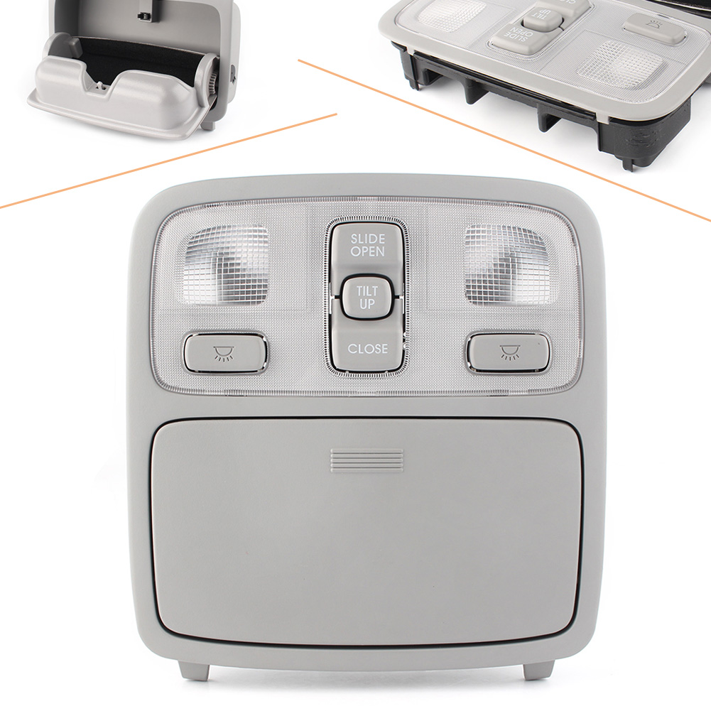 Window Control Switch Map Lamp Overhead Console Sunroof For Hyundai Tucson 2005 2006 2007 2008 2009