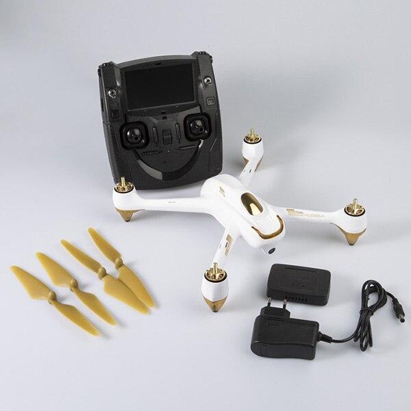 Hubsan H501S Bürstenlosen Motor RC Drone 1080 P HD Kamera GPS Positionierung Herbst-Beständig Längere Flug RC FPV Quadcopter niedrigen Version