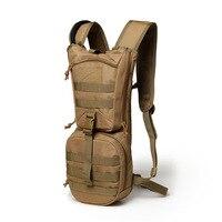 Военный Тактический Рюкзак Molle Hydrator велосипедная сумка горб водонепроницаемая сумка для кемпинга походная нейлоновая верблюжья ездовая су...