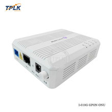 Used Alcatel Lucent FTTH mode I-010G 1 GE Port GPON ONU/ONT routes Optical Network Terminal English Version(China)