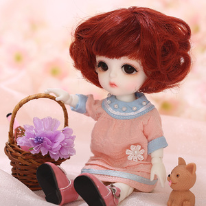 Image 3 - LCC Baby Miu 1/8 BJD SD Resin Figures Model Baby Dolls Eyes High Quality Gifts For Christmas Or Birthday