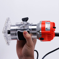 Woodworking electric trimming machine Engraving Milling Electric Trimmer wood tool for men Woodworking DIY Power Tools