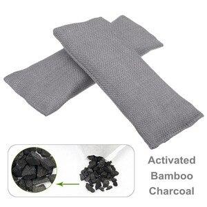 2 сумки/набор, сумка для очистки воздуха, автомобильная домашняя обувь, бамбуковый уголь, осушитель запаха, сумка для очистки воздуха, сумки для освежителя воздуха