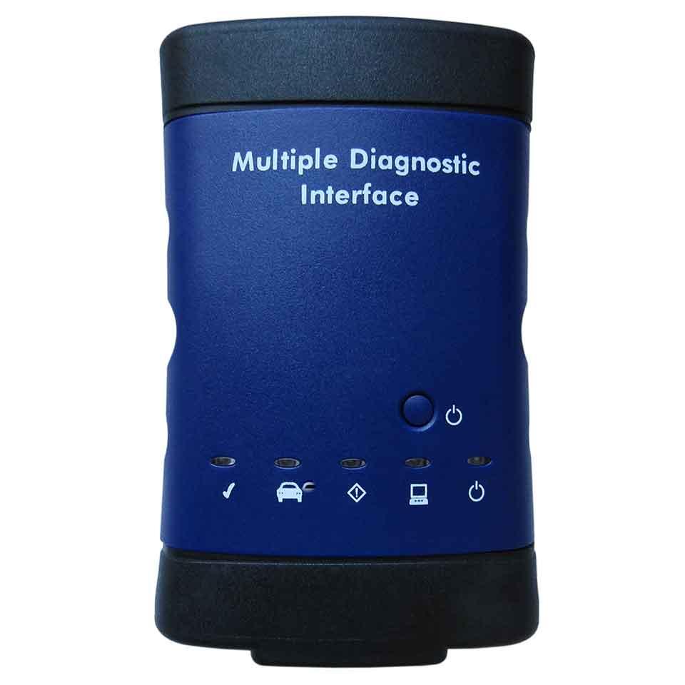 2019 MDI Multiple Diagnostic Interface Scanner ECU OBD2 Opel WIFI Card Included
