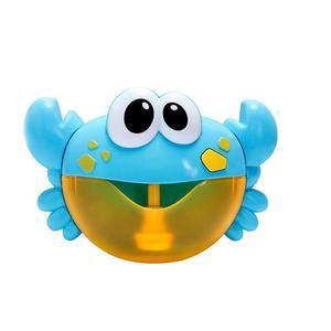 Image 2 - 25 stile Baby Bad Spielzeug Blase Maschine Große Frösche Krabben Automatische Blase Maker Gebläse Blase Maker Badewanne Seife Maschine Spielzeug