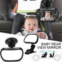 Mini Auto Zurück Sitz Baby Ansicht Spiegel 2 in 1 Baby Hinten Konvexen Spiegel Einstellbar Auto Baby Kinder Monitor Sicherheit reverse Sicherheit Sitz-in Rückspiegelabdeckung aus Kraftfahrzeuge und Motorräder bei