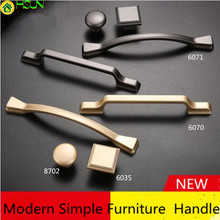 96mm 128mm Modern Simple Black Kitchen Cabinet Cupboard Door Handles Vintage Style Bronze Drawer Dresser Knobs Pulls 5