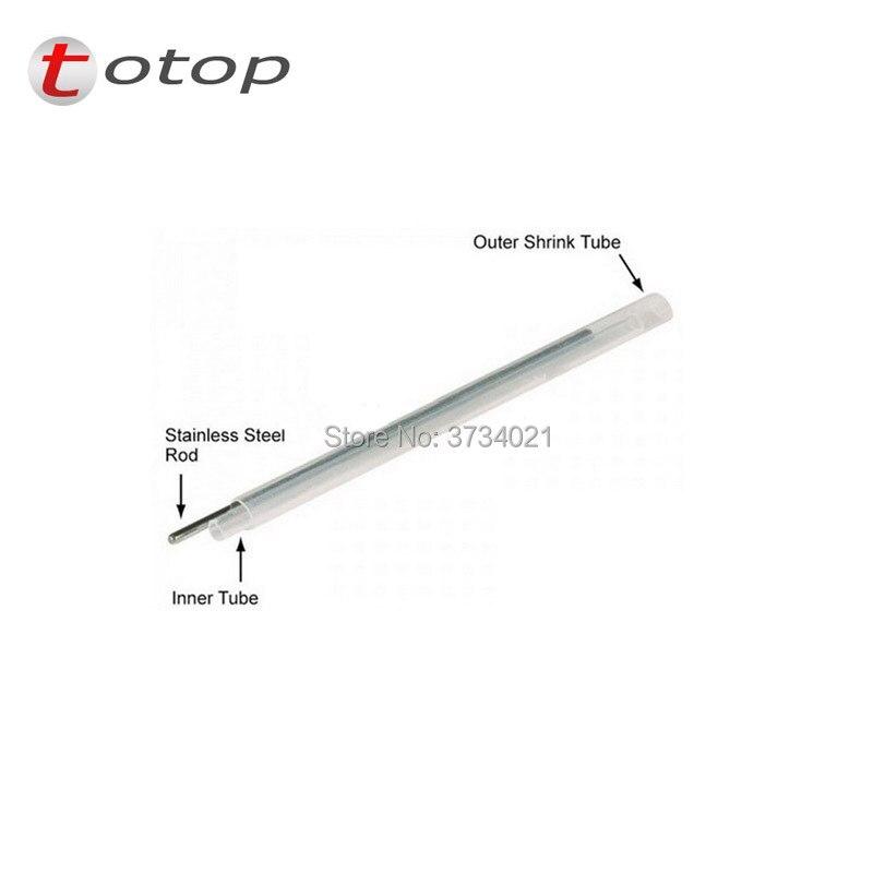 1000pcs ¢2.5 40mm Fiber Fusion Splice Protection Sleeve Fiber Protection Tube