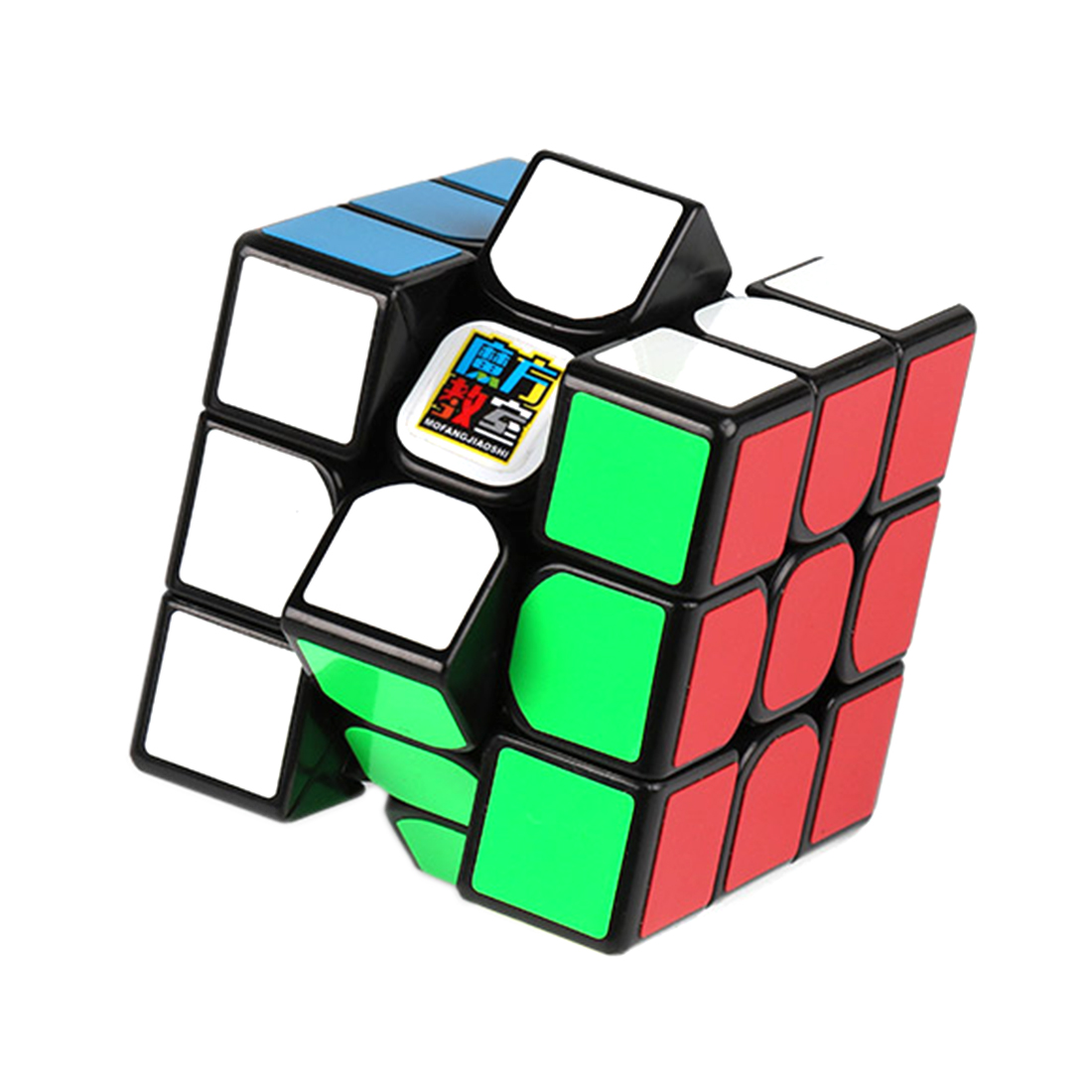 Nouvelle arrivée MF9310 Cubing salle de classe 2-7 étapes Cube magique ensemble avec emballage de boîte-cadeau pour la formation du cerveau