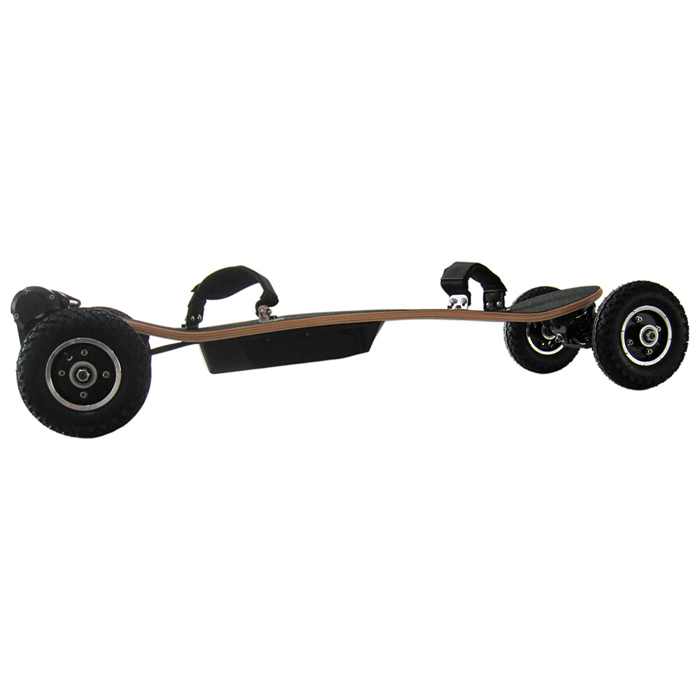 H2C 2 x 800W Electric Skate Board Brushless Motors 4-wheel Electric Skateboard Slide Board with Remote ControlH2C 2 x 800W Electric Skate Board Brushless Motors 4-wheel Electric Skateboard Slide Board with Remote Control