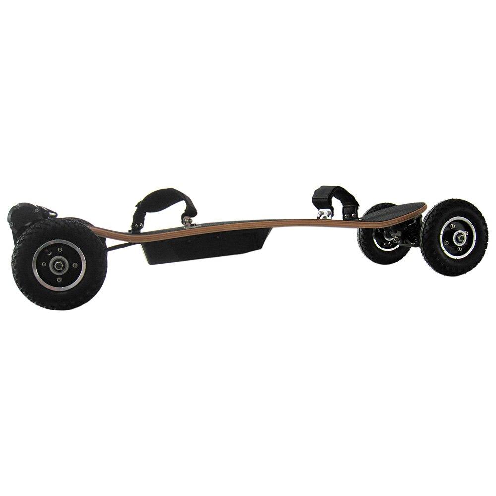 H2C 2x800 W Électrique planche de skate Brushless Moteurs 4-roue skateboard électrique Faites Glisser Conseil avec télécommande