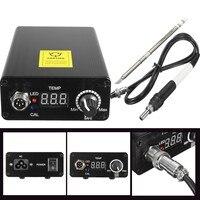 T12 Soldering Station Electronic Welding Iron for HAKKO T12 Handle+T12 K Tips LED Digital Soldering Iron kit