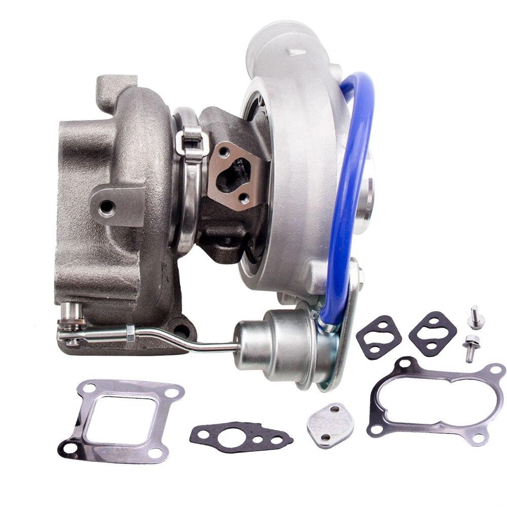 Turbocompresseur CT20 pour Toyota Hilux Hiace 4 canaux D 2L-T 2.4L 17201-54060 Turbolader à Turbine refroidi à l'eau