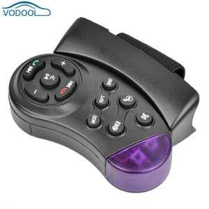 Multimedia-Player Steering-Wheel-Controller Universal Wireless MP5 Car DVD