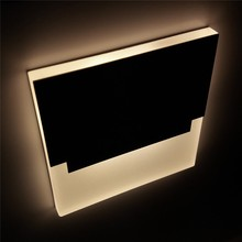 New LED Wall Lamp 3W COB Step Light Stair Corridor Night Lights Embedded Sconce