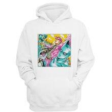 Jojo bizarre aventura hoodies camisolas dos homens mulheres harajuku  streetwear hip hop anime L5378 homme 5a649228f03