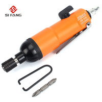 1\/4'' Pneumatic Screwdriver Industrial Professional Air screw driver 9000 RPM Length 190mm