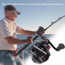 AST200 13+1BB 7.1:1 Magnetic Tuned Brake Low Profile Baitcasting Fishing Reel Fishing Tackle Low Profile Baitcasting Fishing