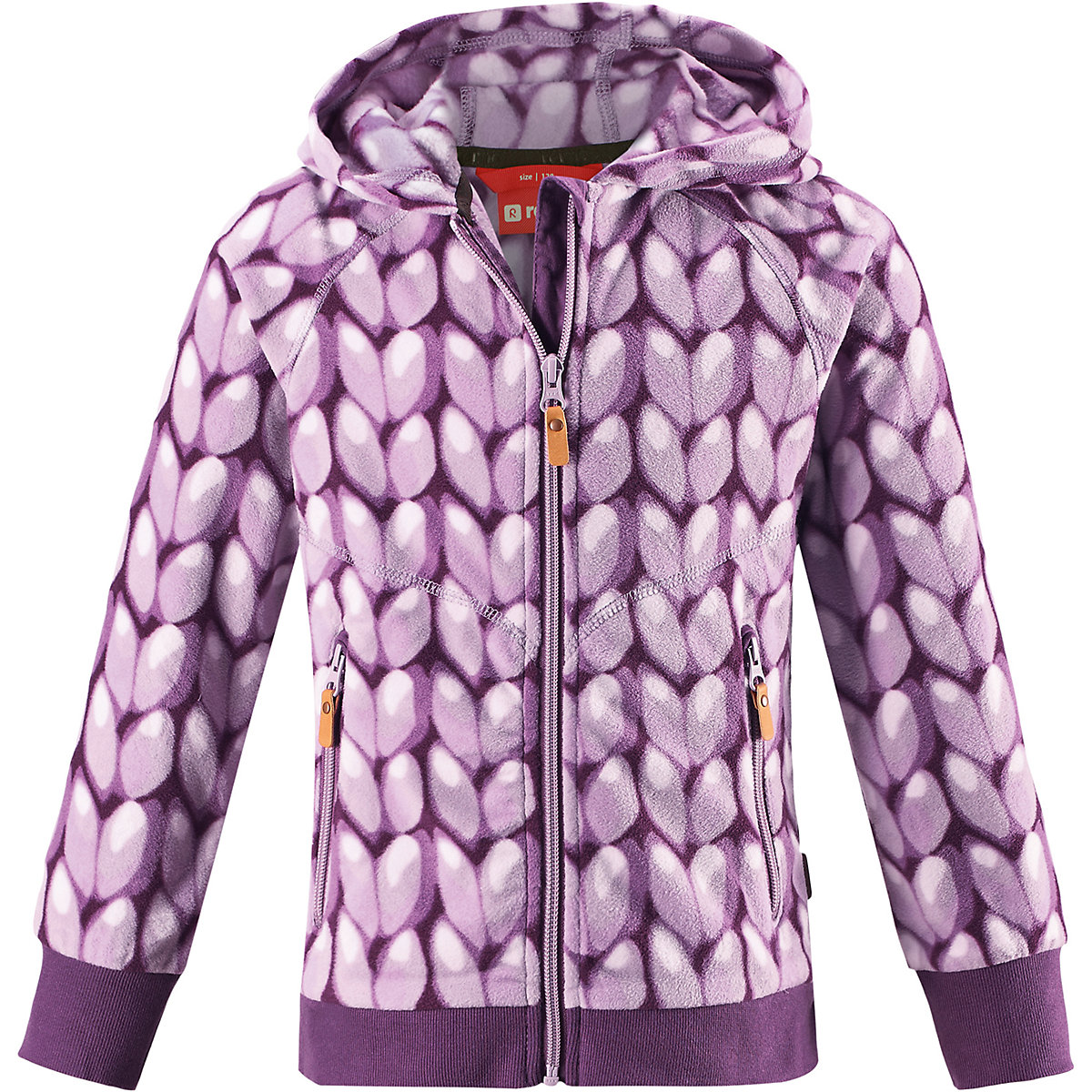 REIMA Sweaters 8689677 For girls Polyester warm winter children clothing girl Suit jacket