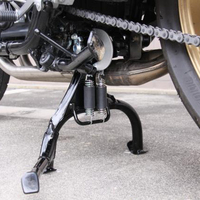 Professional Black Motorcycle Centerstand Kickstands Accessories Fits for Honda CB400 VTEC 2000 2017