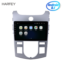 Harfey For KIA Forte(AT) 2008 2009 2010 2011 2012 9 Inch Car Radio 2Din Quad Core Stereo Android 8.1 GPS Multimedia Player 1080P