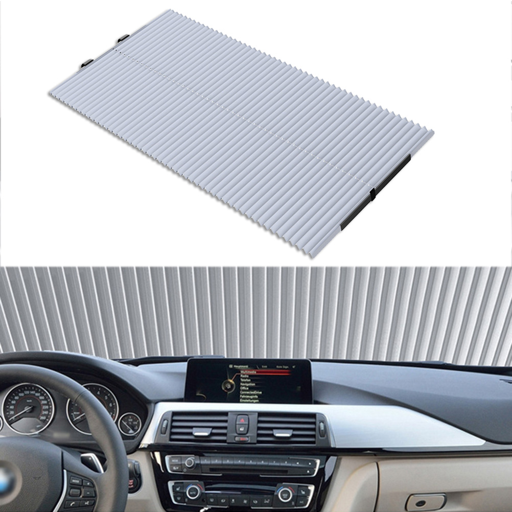 1pcs Car Cover Sunblock Pad Sunshade Adjustable Elastic Sun Shade Dust Frost Freezing Car Windshield Cover Protector