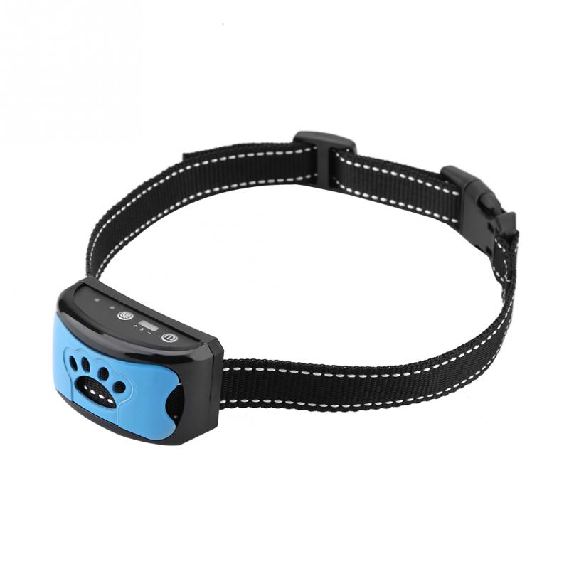 Waterproof and Rechargeable Dog Barking Control Collar with 7 Sensitivity Levels 4