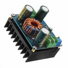 600 واط 12A تيار مستمر 8 فولت إلى 16 فولت أو تيار مستمر 12 فولت إلى 60 فولت تعديل دفعة محول مجلس امدادات الطاقة خطوة المتابعة وحدة