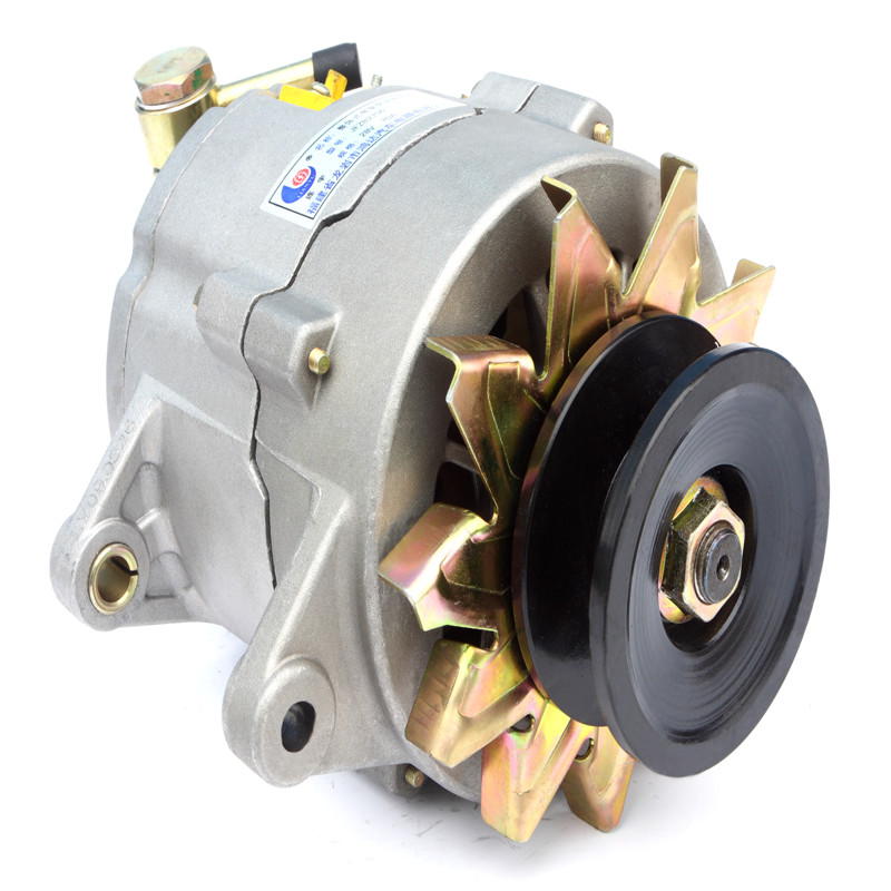24V 70A alternator JFZB2706 truck generator accessories for Disel engine CA4113 YC4110 4112 YZ4102 4105 engine