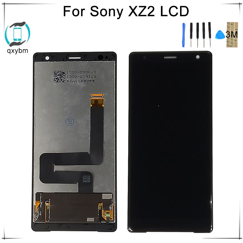 In Stock 5.7 Inch LCD for Sony Xperia XZ2 LCD Display LCD Screen+ Touch Digitizer Assembly for Sony Xperia XZ2 Repart+ ToolsIn Stock 5.7 Inch LCD for Sony Xperia XZ2 LCD Display LCD Screen+ Touch Digitizer Assembly for Sony Xperia XZ2 Repart+ Tools