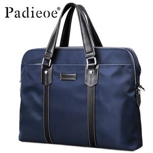 Padieoe men bag briefcase comp