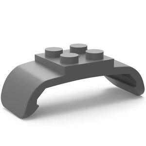 Image 1 - Adaptador de Dron de Instalación rápida para Lego Toys Rc Quadcopter accesorios para Tello interfaz Universal para juguetes Lego