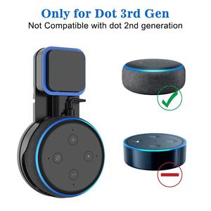 Image 3 - Держатель вешалка для Amazon Alexa Echo Dot 3 го поколения