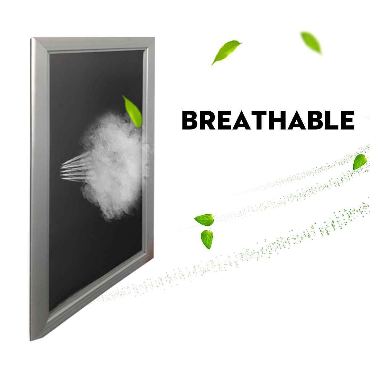 High Grade Dense Indoor Window Door Screen Mesh Anti PM2.5 Dust Insect Fly Fog Curtain Mosquito Net Curtain Gauze Screens Mesh