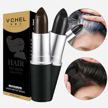 Hair Color Dye Pen New Fast Temporary To Cover White Disposable DIY Hair Cream Disposable Hair Spray Hair Color Styling Tools
