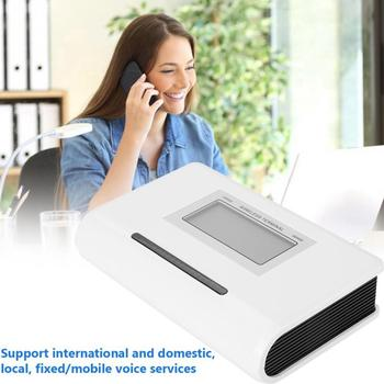 FWT Fixed Wireless Terminal GSM SIM Phone Caller 1900/1800/900/850MHZ 100-240V EU 1